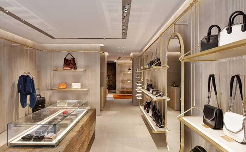 Stella McCartney zet met nieuw retailconcept in op duurzaamheid