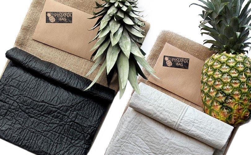 Duurzame textiel innovaties: Piñatex, het veganistische alternatief voor leer