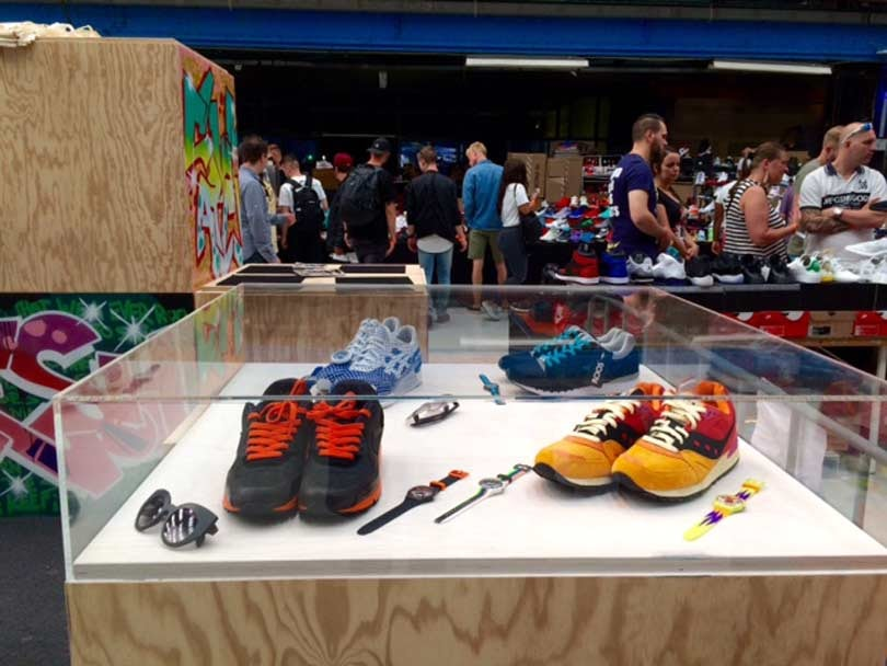In Beeld: Sneakerness Amsterdam