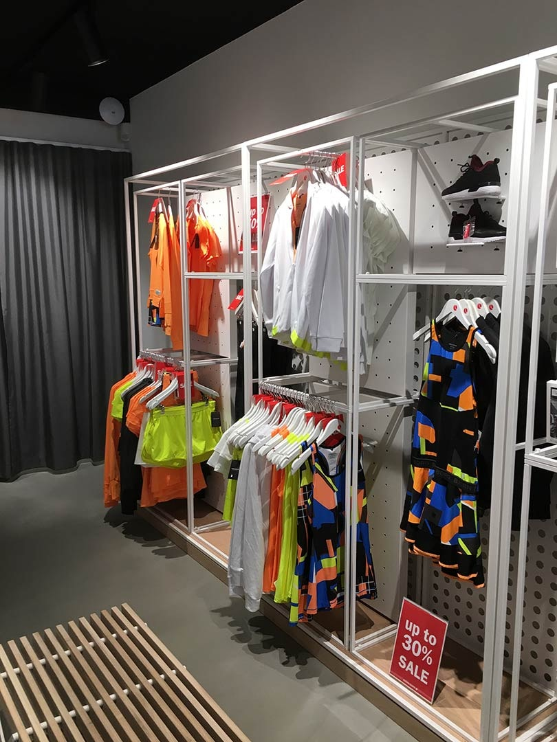 Björn Borg opent flagshipstores in Nederland en België