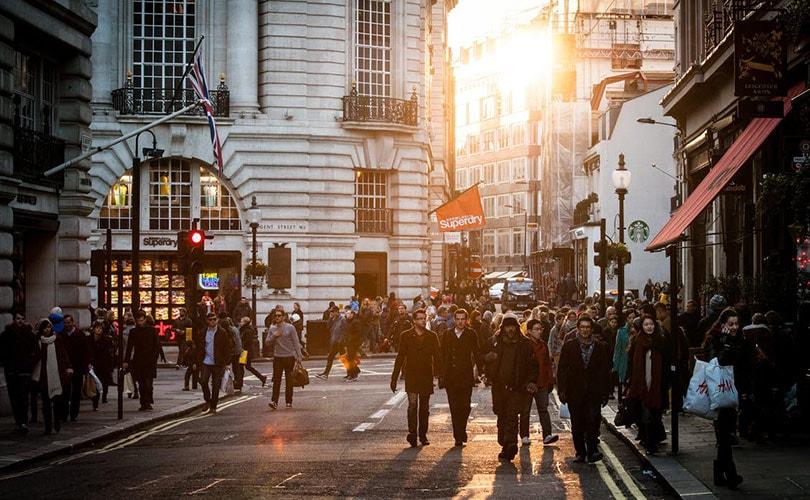 Europese huurprijzen top retaillocaties stijgen het meest ter wereld
