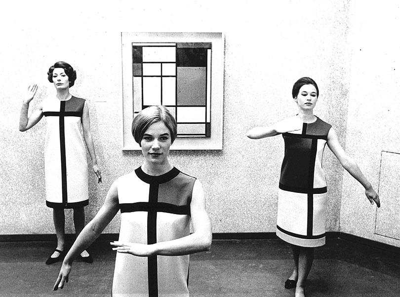 7d9b1f53383e74 In beeld  Mondriaan-mode in het Gemeentemuseum