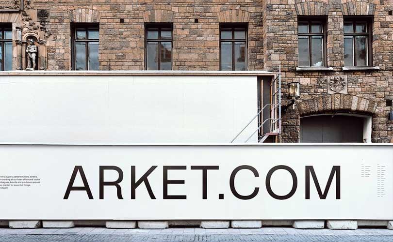 Eerste winkel Arket opent 25 augustus