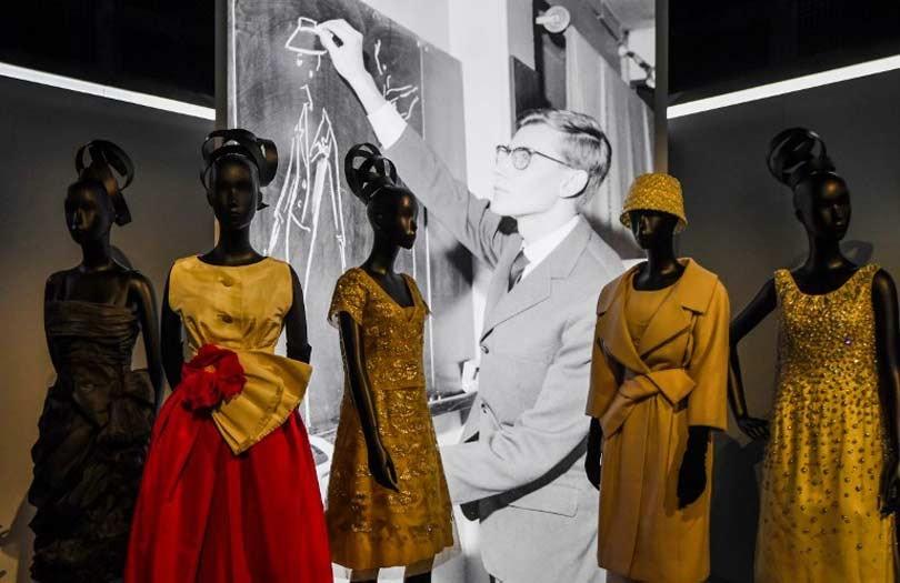 In Beeld: Christian Dior, Couturier du Rêve
