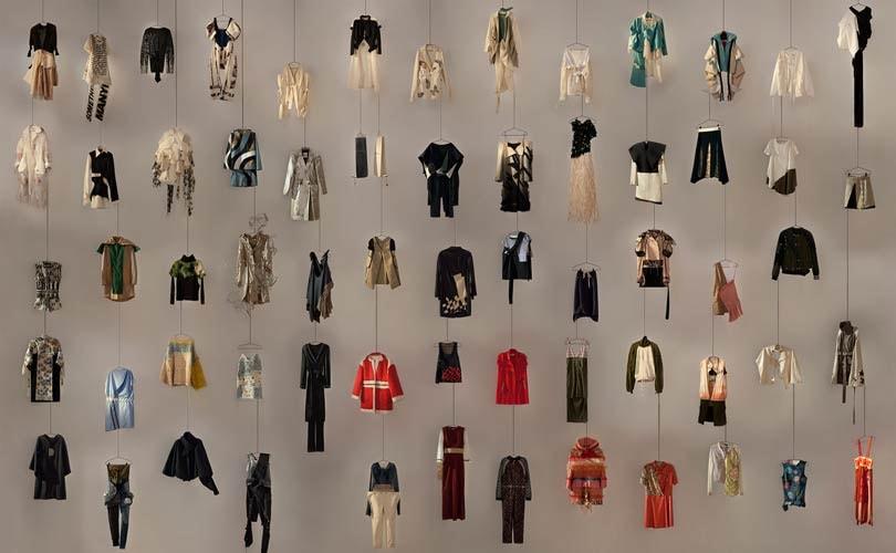 Kijken: Talenten modeacademies upcyclen kleding Zara