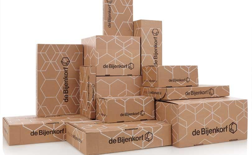 Bijenkorf.nl gaat bestellingen gratis thuisbezorgen