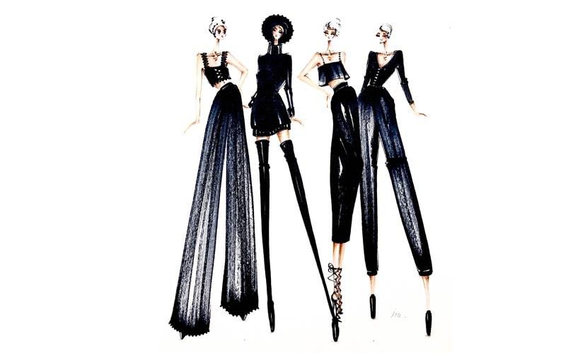 Dress to impress - zo maak je een goede indruk in de mode industrie