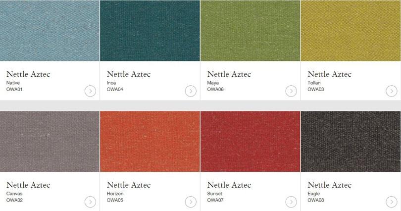 Duurzame textiel innovaties: brandnetelvezels