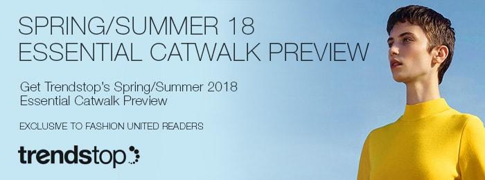 Essentiele Catwalk Preview Pakket voor Voorjaar/Zomer 2018