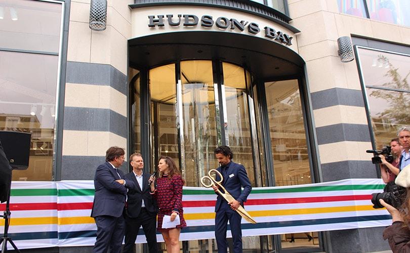 Primeur: de deuren van Hudson's Bay Amsterdam zijn geopend