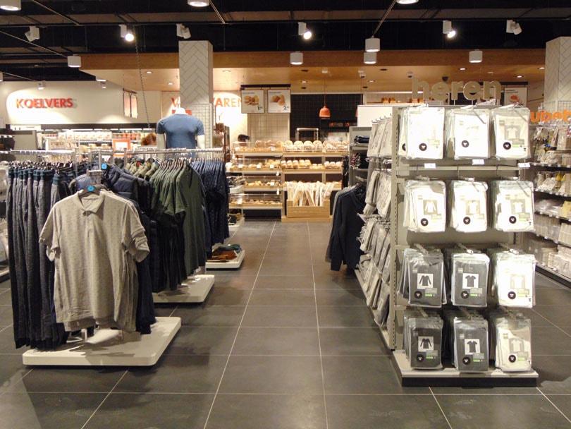 Hema opent eerste grote winkel volgens internationaal concept in Tilburg