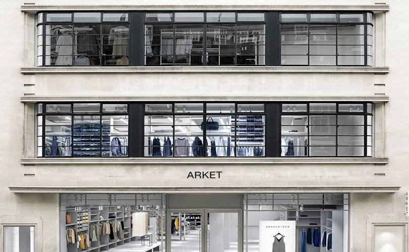 Arket opent eerste Nederlandse winkel in lente 2018