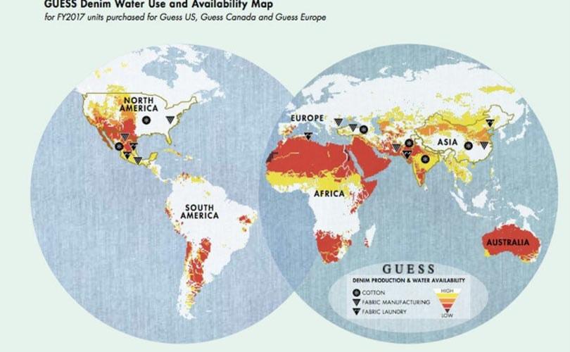 Guess zet in op waterbeheer en emissiereductie