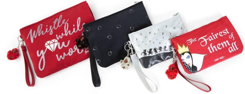 In Beeld: Kipling X Disney lanceren Sneeuwwitje collectie