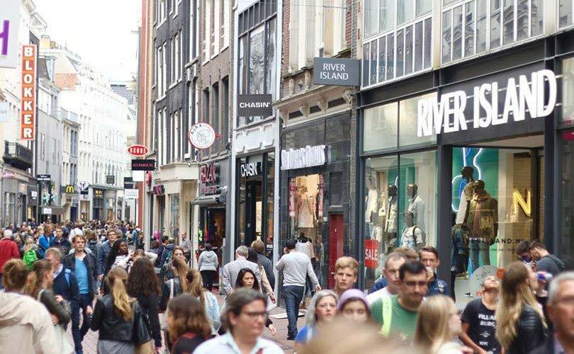 Het aantal leegstaande winkelpanden neemt toe
