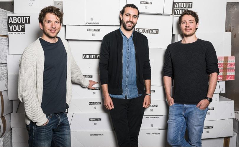 Zal het Duitse About You met zijn unieke online winkelervaring Nederland gaan veroveren?
