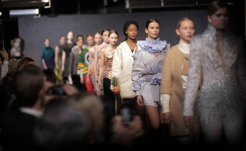 In Beeld: Dutch Sustainable Fashion Week modeshow Talking Trash