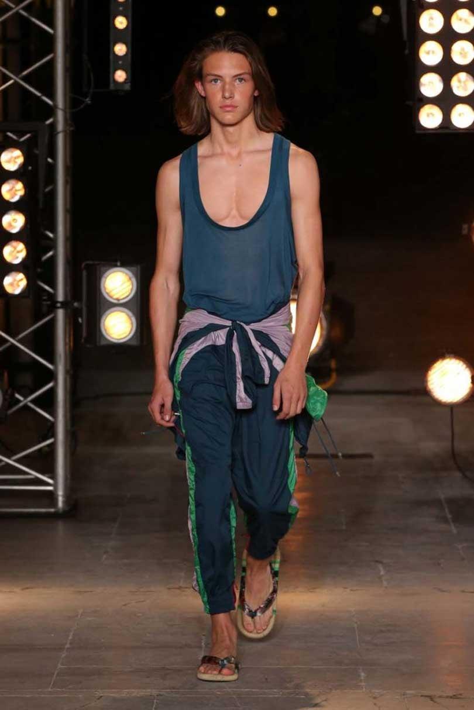 In beeld: Isabel Marant stapt in mannenmode