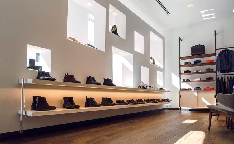 Binnenkijken: de vernieuwde flagship-winkel van Paul Smith
