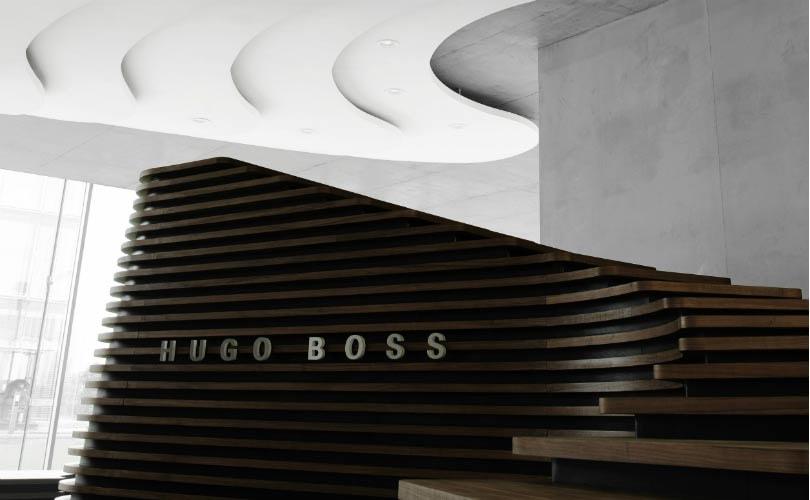 In beeld: Het Hugo Boss hoofdkantoor in Duitsland