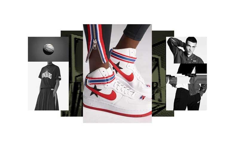 Kijken: Riccardo Tisci werkt opnieuw samen met Nike