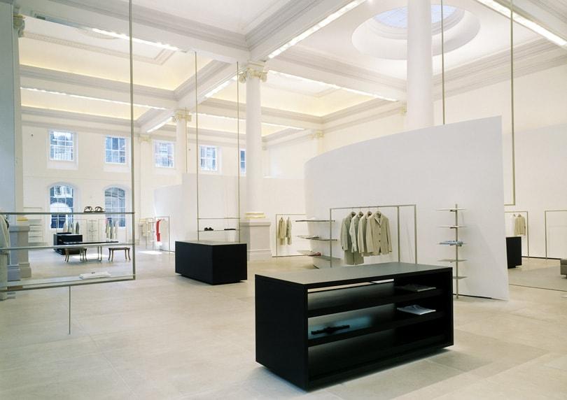 Jil Sander 'past niet' binnen de moderne modeindustrie