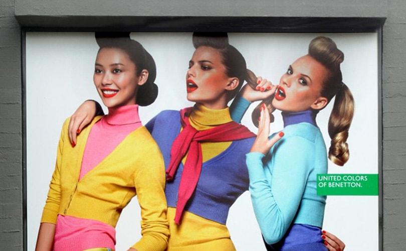 Oprichter Benetton (82) weer aan het roer; Oliviero Toscani maakt nieuwe campagne