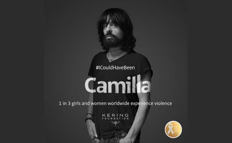 #ICouldHaveBeen: Kering Foundation start nieuwe campagne tegen vrouwengeweld