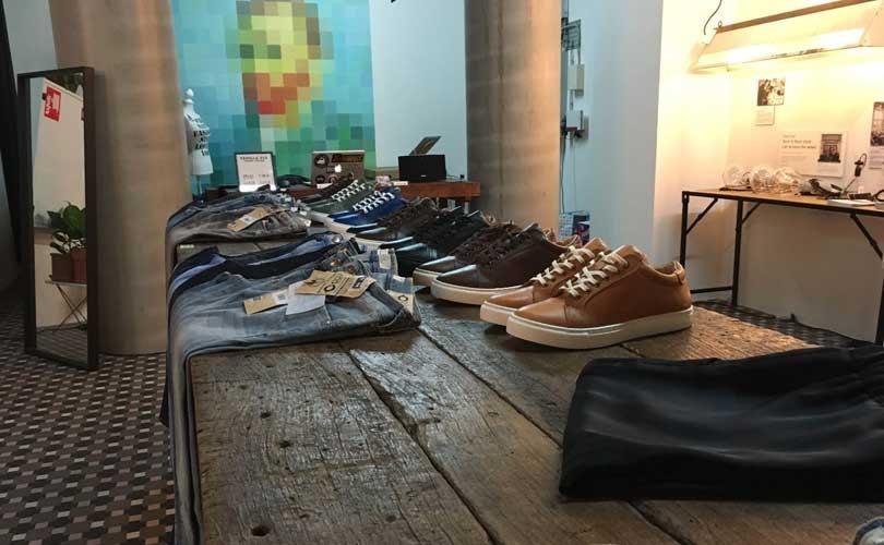 Fair Frank: Klanten verbinden met degenen die hun schoenen maken