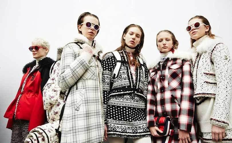 Moncler onthult maandelijkse 'Genius'-serie tijdens Milanese modeweek