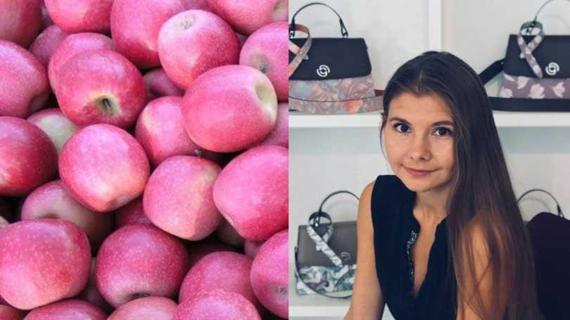 Duurzame textiel innovaties: Handtassen van appels