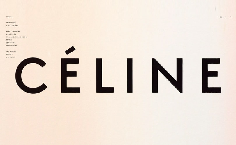 Céline stapt in e-commerce