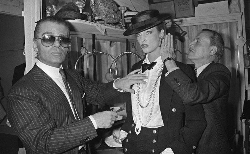 Achtergrond: het leven en de carrière van Karl Lagerfeld (1933 - 2019)