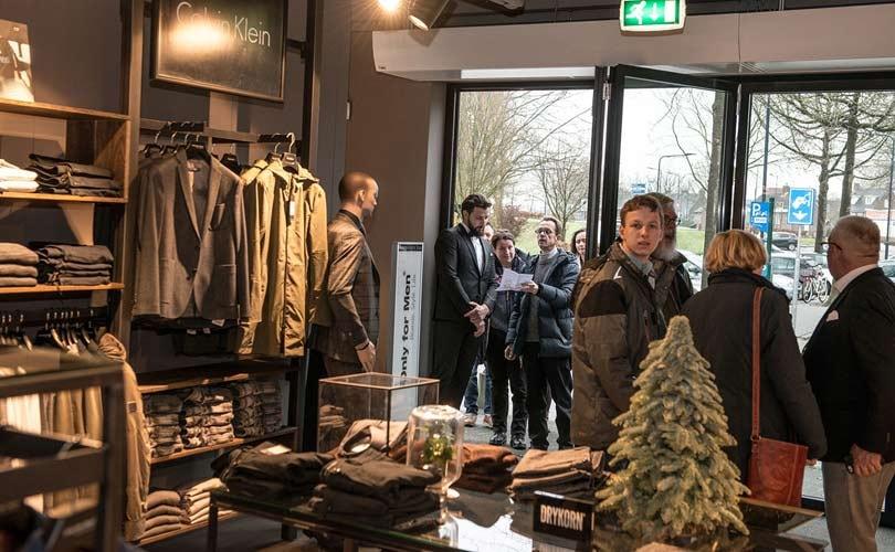 Zondagsopening: proces-verbaal voor Only for Men en Shoeby in Geldermalsen