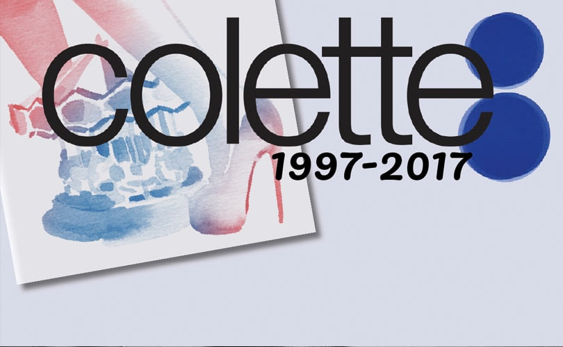 Infographic - Colette 1997 - 2017