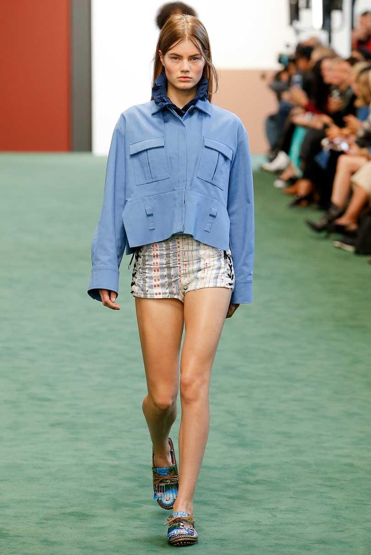 Gespot op de catwalk: de modekleuren voor lente/zomer 2018
