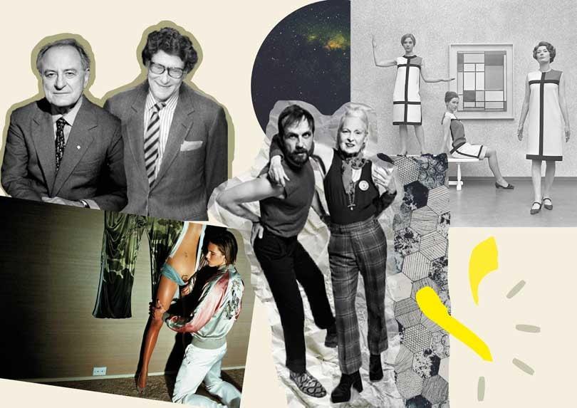De top 7 buitengewone modeduo's uit heden en verleden