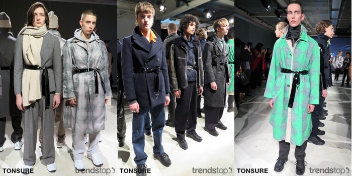 Trendstop Designer showrooms tijdens FW18-19 London Fashion Week Men's