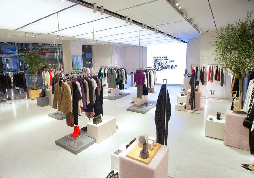 Zara opent eerste online-offline-winkel in Londen