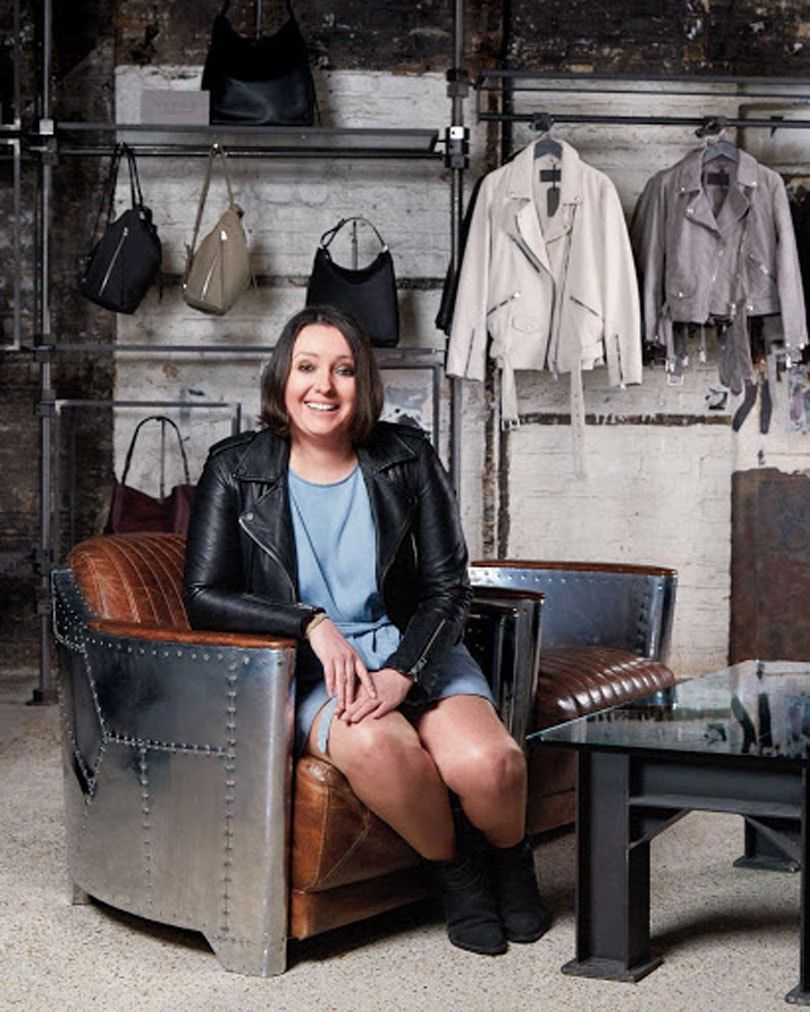 Interview: Vanessa Hollis, Store Manager at AllSaints