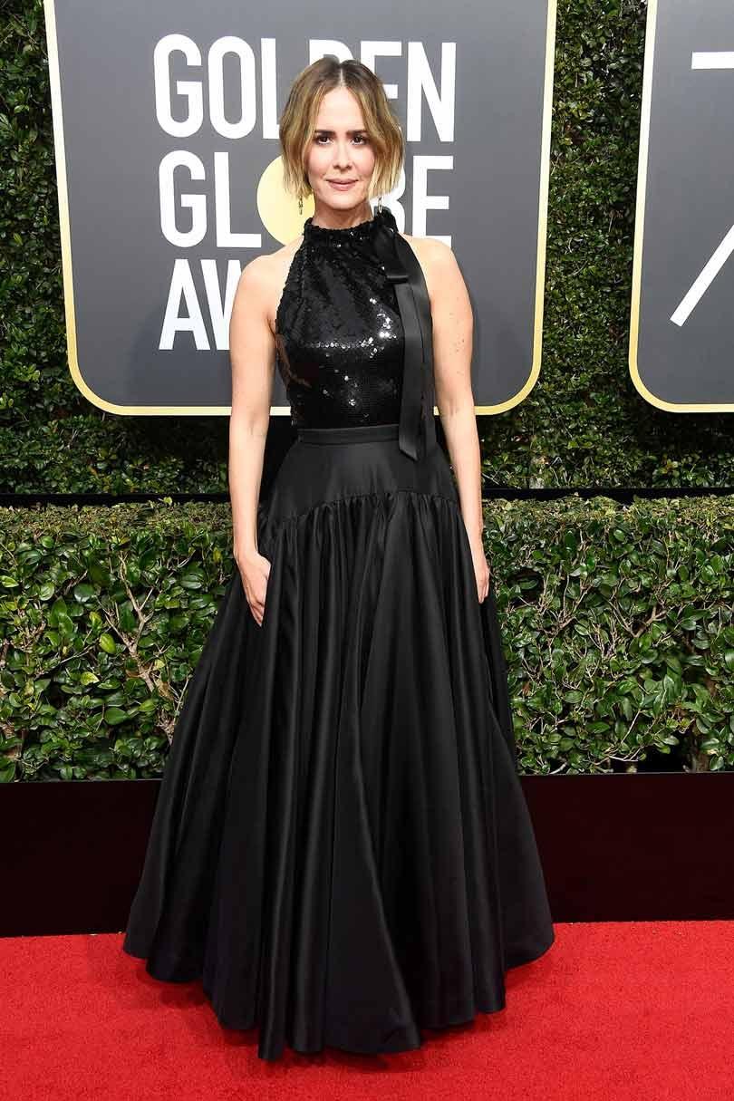 Statement: Calvin Klein kleedt actrices in het zwart voor de Golden Globes en doneert aan Time's Up