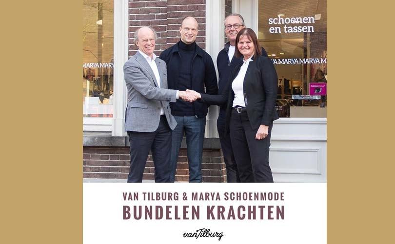 Van Tilburg & Marya Schoenmode bundelen krachten