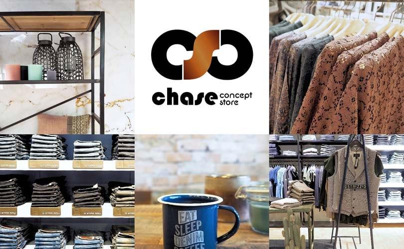 Kijken: Dit is de nieuwe concept store van Chase Fashion