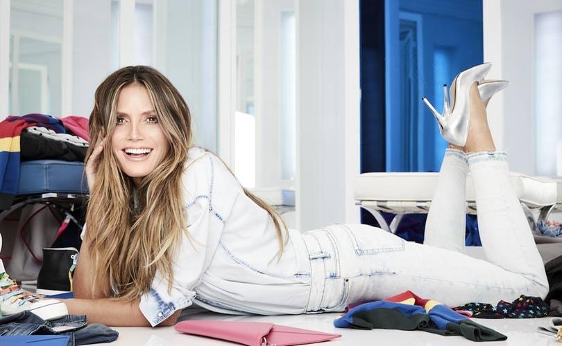 Heidi Klum-collectie Lidl breidt uit met kleding voor meisjes