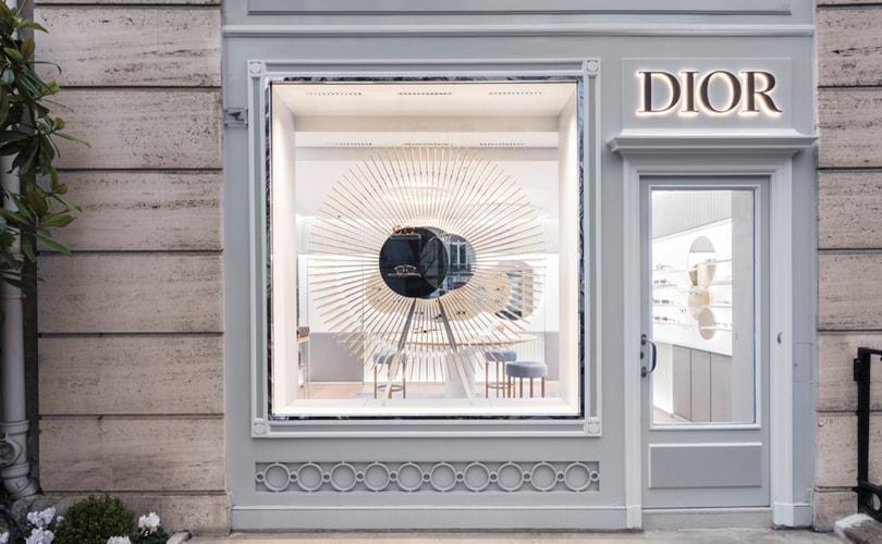 Kijken: Dior opent eerste eigen brillenwinkel