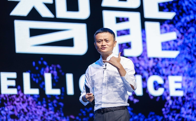Jack Ma van Alibaba met pensioen