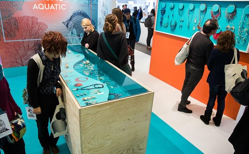 Organisatie sieradenbeurs Bijorhca Parijs enthousiast over opkomst