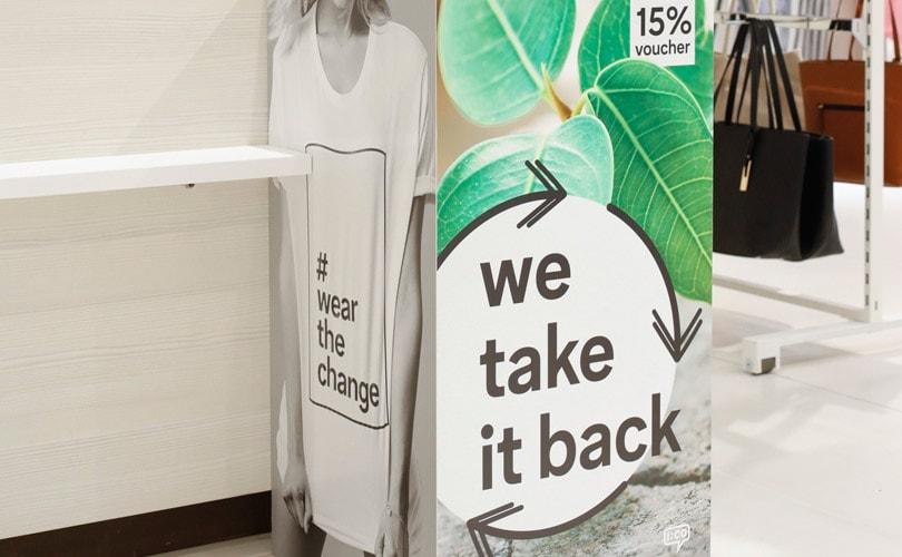 C&A breidt kledinginzamelingsprogramma uit naar België