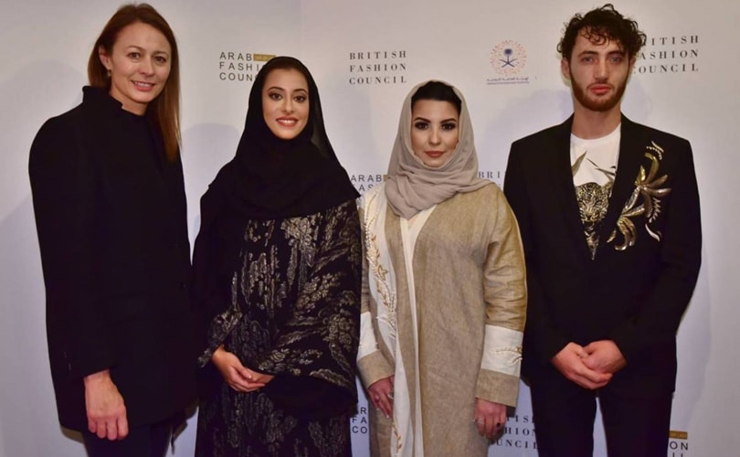 Arab Fashion Council organiseert eerste Fashion Week in Saudi-Arabië