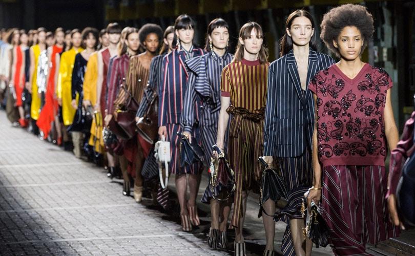 Londen Fashion Week van start: de feiten en cijfers op een rij